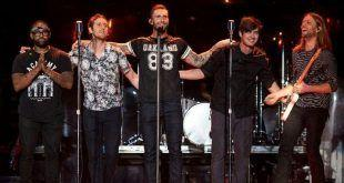Maroon 5 announced as Super Bowl half-time performers
