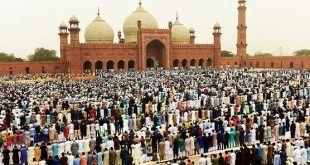ملک بھر میں عیدالاضحیٰ مذہبی جوش وجذبے سے منائی جارہی ہے