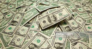 ڈالر نے ایک بار پھر اُونچی اُڑان بھر لی، 41پیسے مہنگا ہو گیا