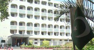 دفترخارجہ کے مطابق بھارتی فوج کی ایل او سی پر بلا اشتعال فائرنگ سے پاک فوج کے 4 جوان شہید ہو چکے ہیں۔