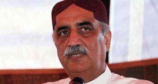 احتساب عدالت نے پیپلزپارٹی کے رہنما خورشید شاہ کے جسمانی ریمانڈ میں مزید 6 روز کی توسیع کردی
