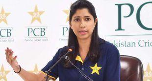 بنگلہ دیش کے خلاف 15 رکنی ویمن ٹیم کا اعلان