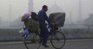 دنیا کے 10 آلودہ ترین شہروں کی فہرست میں پاکستان کے دو شہر شامل