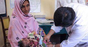 پاکستان میں پہلی بار انسداد ٹائیفائیڈ مہم شروع کرنے کا فیصلہ