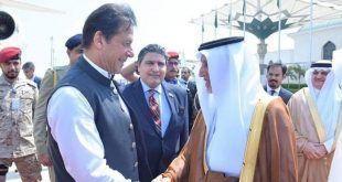 سعودی عرب کی خطے میں امن کیلئے وزیراعظم عمران خان کے کردار کی تعریف