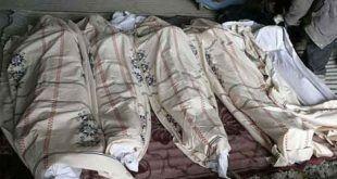 مردان میں زمین کے تنازع پر فائرنگ، ماں اور تین بیٹوں سمیت 5 افراد جاں بحق