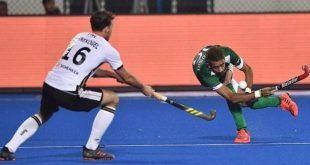 جرمنی نے پاکستان کو ہاکی میچ میں 1-6 سے شکست دے دی