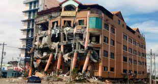 فلپائن میں آج پھر زلزلہ، 5 افراد ہلاک