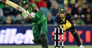 پاکستان نے دوسرے ٹی ٹونٹی میچ میں آسٹریلیا کے خلاف 150رنزبنائے