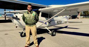 مشن پرواز کے بعد فخر عالم کا خلا میں پاکستانی پرچم لہرانے کا عزم
