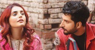 مومنہ کا بلال سعید کے ساتھ پنجابی رومانوی گانا 'باری' مقبول