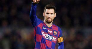 اسپینش فٹبال لیگ میں لیونل میسی کی ہیٹ ٹرک، بارسلونا نے ملورکا کو پانچ دو سے ہرا دیا