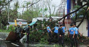 طوفان کمور ی کی فلپائن میں تباہی، 2 لاکھ افراد بے گھر