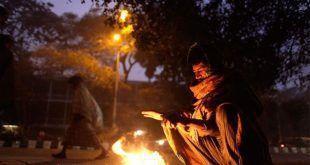 کراچی میں بونداباندی کے بعد سردی کی شدت میں اضافہ
