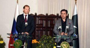 روس نے پاکستان اسٹیل ملز کی بحالی کی پیشکش کردی