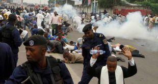 کانگو میں اقوام متحدہ کے مشن کے خلاف مظاہرہ ، فائرنگ سے 6ہلاک