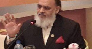 پاکستان میڈیکل ایسوسی ایشن پنجاب کے صدر ڈاکٹر صاحبزادہ سید مسعودالسید