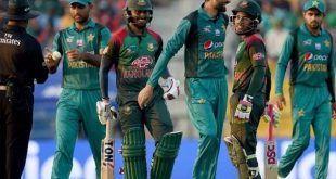 پاکستان اور بنگلا دیش کے درمیان ٹیسٹ اور ایک روزہ میچوں کی سیریز کا شیڈول طے پاگیا