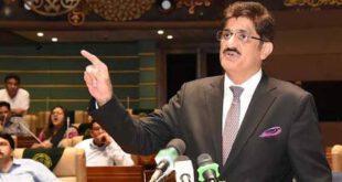 سندھ میں کون سا پولیس افسر رہ سکے گا مراد علی شاہ نے شرط بتادی
