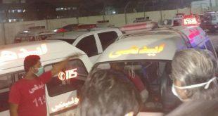 کراچی: زہریلی گیس کے اخراج سے ہلاکتوں کی تعداد 9 ہوگئی