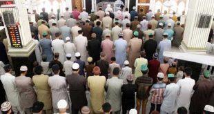 باجماعت نماز پر عائد حکومتی پابندی پر عملدرآمد کے پابند ہیں: مفتی تقی عثمانی