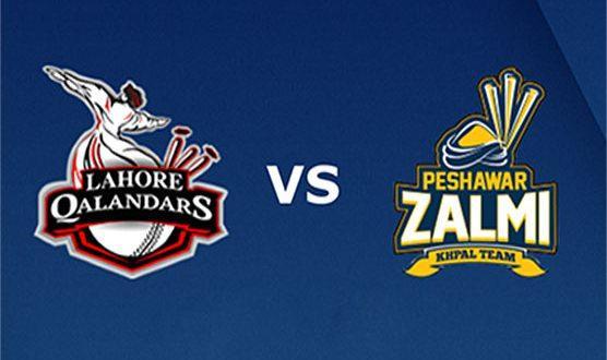 پی ایس ایل فائیو: لاہور قلندرز اور پشاور زلمی کا آج جوڑ پڑے گا