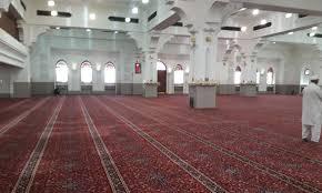سعودیہ_مکہ اور مدینہ کے علاوہ مساجد میں نمازوں کی