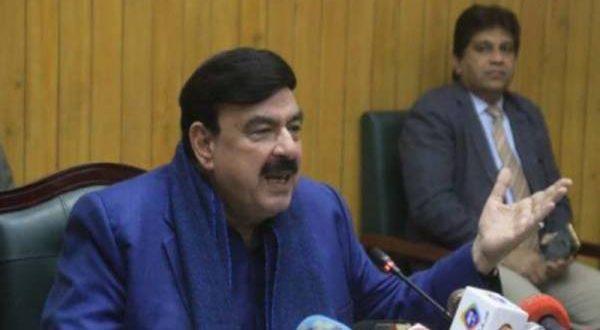 وزیراعظم عمران خان اسی ماہ آٹا اور چینی چوروں کو بے نقاب کریں گے،وزیر ریلوے شیخ رشید
