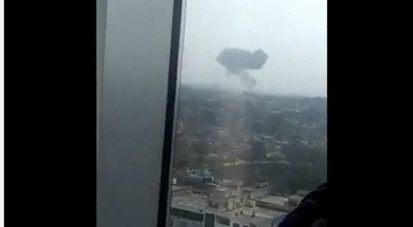 اسلام آباد میں پاک فضائیہ کا لڑاکا طیارہ گر کر تباہ