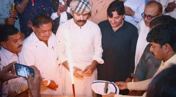 ایم پی اے رانا ہمیر سنگھ سوڈھا کی 63 ویں سالگرہ کے سلسلے میں رانا ہائوس عمر کوٹ میں پروقار تقریب کا انعقاد