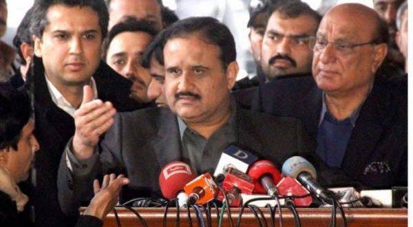 وزیراعلیٰ پنجاب آج ملتان اور ڈی جی خان کا دورہ کریں گے