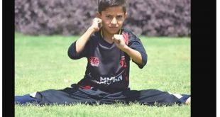 جنوبی وزیرستان سے بے گھر ہونے والا 9 سالہ بچہ ورلڈ ریکارڈ ہولڈرکیسے بنا اور اب وہ کہاں ہے؟