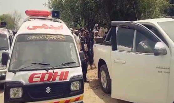 پنوعاقل: ذہنی مریض نے ایک ہی خاندان کے 11 افراد کو قتل کر دیا