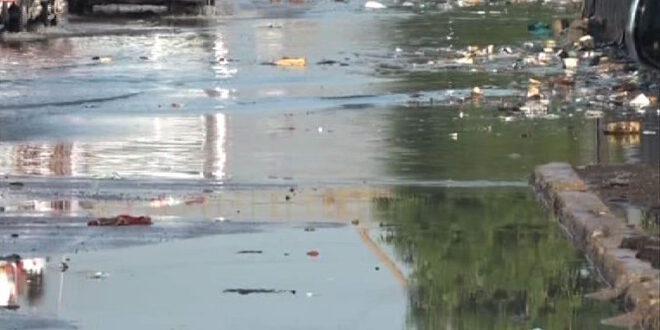 کراچی:گجرنالےمیں ڈوبنےوالےایک شخص کی لاش نکال لی گئی