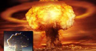 جاپان پر گرائے گئے ایٹم بم سے بھی ہزاروں گنا طاقتور بم پھٹنے کی خفیہ ویڈیو جاری