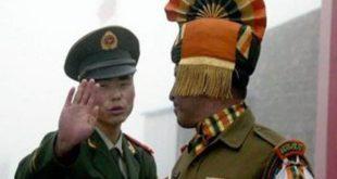 بھارت کی چینی سرحد پر اشتعال انگیزی ، دونوں ممالک پھرآمنے سامنے