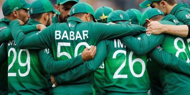 زمبابوے کے خلاف سیریز کے لیے 15 رکنی پاکستانی ٹیم کا اعلان