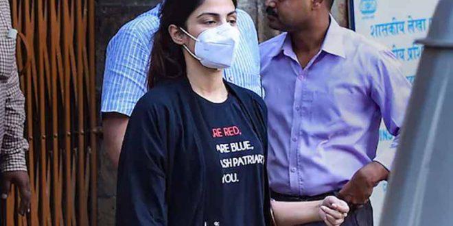 منشیات کیس: سشانت کی گرل فرینڈ ریا چکرورتی کو ریلیف مل گیا