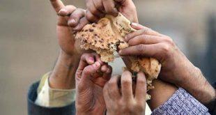 روٹی کے گرد بھوک کا رقص