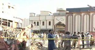 لائیو: کراچی میں مسکن چورنگی پر دھماکا، 3 افراد جاں بحق اور متعدد زخمی