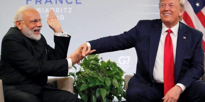 بھارت امریکا کیساتھ سیٹیلائٹ تک رسائی کے معاہدے کے قریب پہنچ گیا