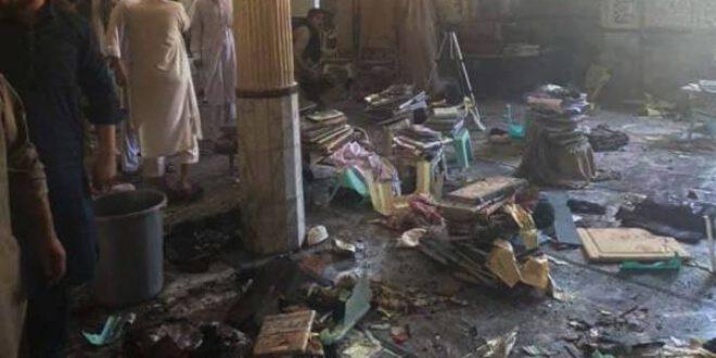 پشاور دھماکہ ، مدرسے کے ہی ایک طالبعلم کو گرفتار کر لیا گیا ، ابتدائی رپورٹ تیار کر لی گئی