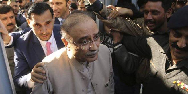 سابق صدر آصف زرداری پر مزید دو نیب ریفرنسز میں فرد جرم عائد