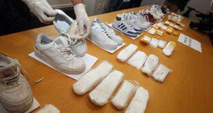 اے ایس ایف نے لاہورائیرپورٹ پر منشیات اسمگلنگ کی کوشش ناکام بنادی