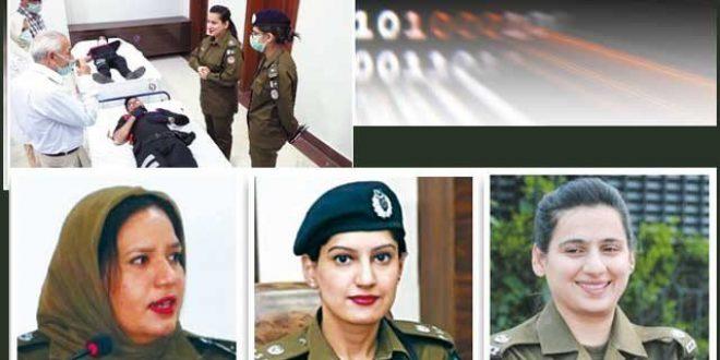 پولیس فورس میں خواتین کی نمائندگی کم کیوں؟