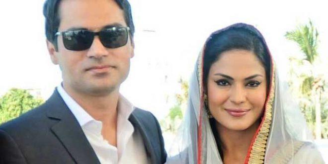 وینا ملک کوسابق شوہراسد خٹک کا 50 کروڑہرجانے کا نوٹس
