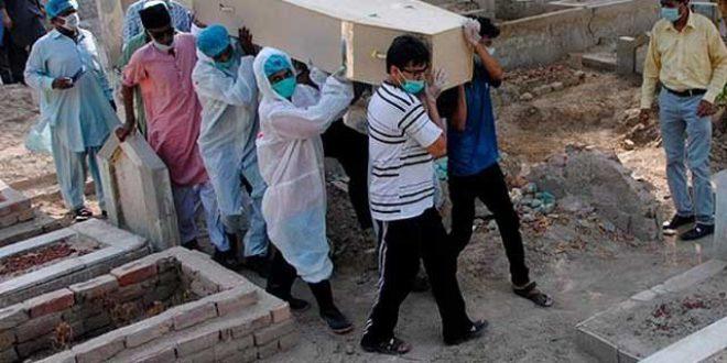 کورونا کی دوسری لہر میں شدت؛ 24 گھنٹوں میں37 افراد جاں بحق