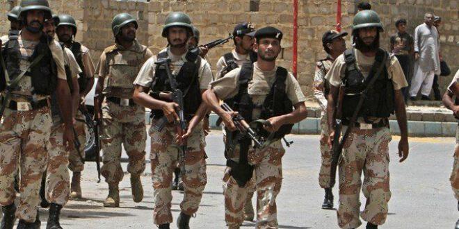 کراچی میں رینجرز کی کارروائی، کالعدم تنظیم کے 3 دہشت گرد گرفتار