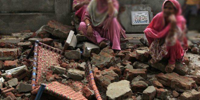لائن آف کنٹرول پر بھارتی فوج کی گولہ باری سے 7 سالہ بچی شہید، 10 افراد زخمی