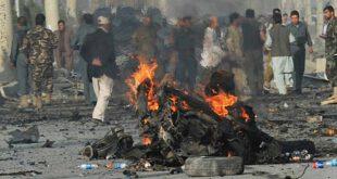 افغان فوجی بیس پر خود کش حملہ، 31 کمانڈوز ہلاک اور 24 زخمی